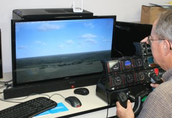 Picture of Flight Simulator